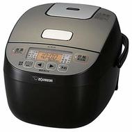 日本公司貨 新款 ZOJIRUSHI 象印 NL-BU05 BA 黑厚釜 高階 微電腦電子鍋 3人份 炊飯機  日本必買代購