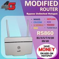 Modified 4G MODEM HUAWEI B310 B310as-852 B310s-22 E5186 E5186s-22 E5172 E5172s-22 B593s B593 OEM LT200/ LT280/WL810+ 4G LTE MODEM UNLIMITED WIFI HOT SPOT 4G ROUTER UNLOCKED