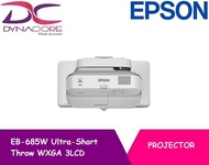 Epson EB-685W Ultra-Short Throw WXGA 3LCD Projector