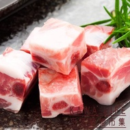 【KAWA巧活】能量豬 豬小排10包組(300g/包)