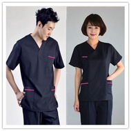 💥READY STOCK💥Medical Scrub Suit Full Set Baju Scrub for Man&Women