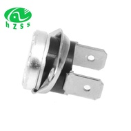 Ready Stock 2Pcs 95C KSD301 N.C. Temperature Control Switch Right Angle