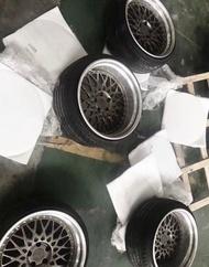 Avant Garde Wheels/鍛造精品鋁圈/三片式/AG鋁圈/19吋5H112/114.3/中古圈