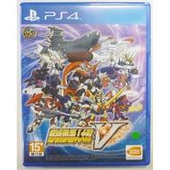 PS4 超級機器人大戰 V 超級機器人大戰V (中文版)**(二手片-光碟約9成8新)【台中大眾電玩】