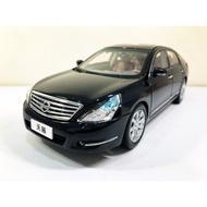Nissan teana 1/18 車模 模型 模型車