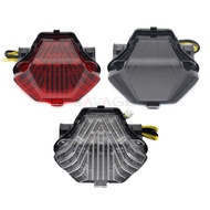 LED Tail Light For YAMAHA YZF R25 R3 MT25 MT03 2015-2017 Motorcycle Accessories Lamp Integrated Turn Signal