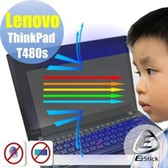 【Ezstick】Lenovo ThinkPad T480S 防藍光螢幕貼(可選鏡面或霧面)
