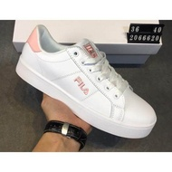 Ready StockFILA COURT DELUXE WHB Women Running Fila shoes Sneakers