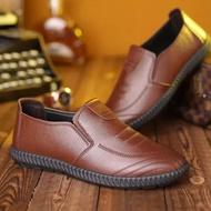 รองเท้าผู้ชายรองเท้าหนังชายรองเท้าหนังชายรองเท้าคัชชู ผชcasual Shoes Men💥Mario store💥