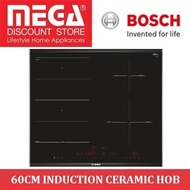 BOSCH PXE675CD1E 60CM INDUCTION CERAMIC HOB / LOCAL WARRANTY