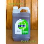 Dettol เดทตอล 5000 ml รุ่นมีมงกุฎ น้ำยาฆ่าเชื้อโรคเอนกประสงค์ใช้กับผิวหนังได้ พร้อมส่งจ้า