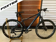 FOXTER MOFFIT 2020 27.5 AUTHENTIC Mountain Bike MTB Blue Black