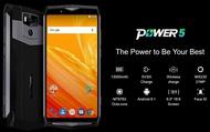 Ulefone Power 5 超大電量13000mAh 電池手機 6+64GB 無線充電 5V5A快充 人臉/指紋辨識