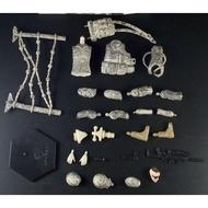 【美馨生活】1:18可動拼裝兵人手辦人偶軍事士兵玩具101空降師3.75小兵人模型