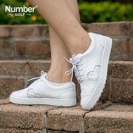 Man Number Fixed Nail Golf Shoes Women's Golf Shoes Snm835