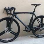 FF Aluminium 700c road bike, 公路車, 單車,26in, 18 速 鋁架, 酷黑,行走操作100%正...
