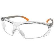 【KEL MODE】一體成形防霧特殊處理光學眼鏡(透明工作護目鏡)