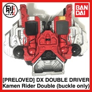 [PRELOVED] DX Double Driver Kamen Rider Double W Bandai (buckle only)