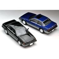 【預購】日本進口初回限定 TOMICA 1/64 LV-N 145 d 本田Prelude XX 84年-黒/藍【星野日本玩具】