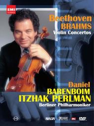 帕爾曼◎經典協奏曲之夜-巴倫波因指揮◎柏林愛樂管弦樂團