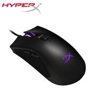 金士頓 HyperX Pulsefire FPS Pro 電競滑鼠/有線/Pixart 3389/16000dpi/人體工學/RGB