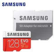 【台灣公司貨】三星 SAMSUNG EVO Plus microSDXC UHS-1(U3)  128GB記憶卡