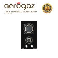 Aerogaz AZ-262F 30cm Tempered Glass Hob