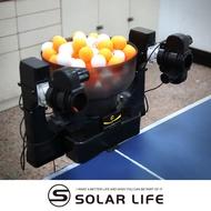SUZ 無線遙控雙管桌球發球機S104乒乓球機器人Table Tennis Robot.專業私人教練機器人 桌球教練機 自動發球機