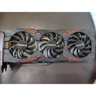 技嘉 GeForce GTX 1070 8G G1 Gaming 同rtx2060 vega 56