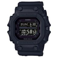 【CASIO】卡西歐 G-SHOCK + BABY-G 時尚運動對錶 GX-56BB-1+DW-5600BB-1