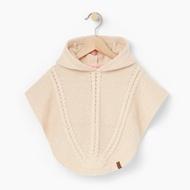 美國童裝 ROOTS 女寶寶針織斗篷 0-12M 現貨