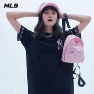 【MLB】Heart系列 迷你後背包 側背 兩背式 紐約洋基隊(32BG41111-50P)
