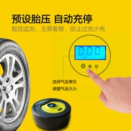 【包邮】Goodyear inflatable pump car car 12V car car car tire portable automatic air pump pump pump