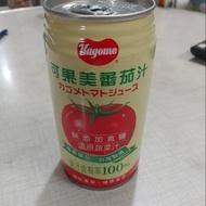 可果美無鹽番茄汁4入