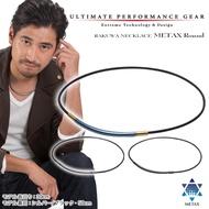 一緒日本代購🇯🇵銀谷 phiten 顏色限定 Metax鈦項圈 微笑 項鍊