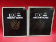 【愛悅二手書坊 03-06】BBC NEW ENGLISH COURSE 階梯 BASIC10+11    (2本合售)