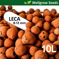 10L Hydrokorrels Hydroton 荷兰陶粒 (Clay Pebbles / Clay Balls / LECA for Hydroponic & Aquaponic from Holland / Netherlands)