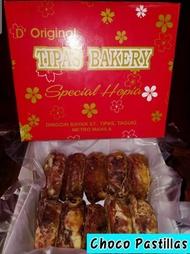 Tipas Hopia Choco Pastillas 10pcs