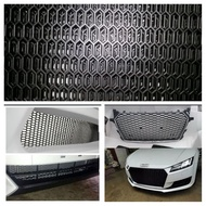 Car Hexagon Grille Mesh Honeycomb sheet Bumper Nets And Car Grille