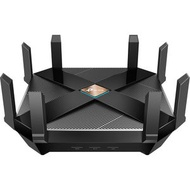 TP-Link - AX6000 雙頻極速無線802.11AX 路由器 Archer AX6000