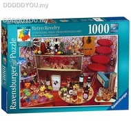 ✑✾✸Ravensburger GAME Jigsaw Puzzles GERMANY import  1000PCS Adult puzzle Wine tasting Carnival11111