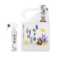 木醋液達人 酚多精除臭抗菌液4900mlx1瓶+150ml噴霧x3瓶(共4組特價)