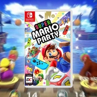 แผ่นเกม Super Mario Party Nintendo Switch