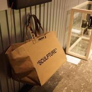 IKEA x off WHITE 「MARKERAD」 購物袋(大)