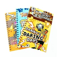 English Story Books 3 In 1 Topz Secret Diaries for Children Ages 10 - 12 Years