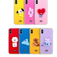 【OFFICIAL GOODS】 BT21 Acrylic jelly case / phone case / iphone case BTS