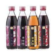 【百家珍】營養補給系列-蔓越莓醋/桑椹醋/紅葡萄醋/蜂蜜醋(口味任選)
