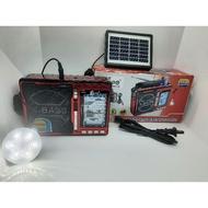 Radio Am fm solar radio
