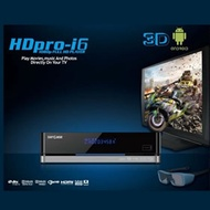 3D Movie internet Media Player with Android 2.2 OS/HDD Midea Player