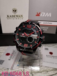 Kademan Watch Original New Arrive